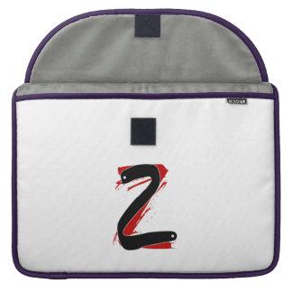 Z-Alphabet Laptop Sleeve