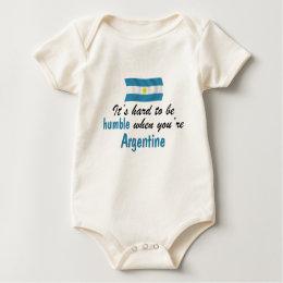 Argentina Argentine World Baby Clothes Apparel Zazzle