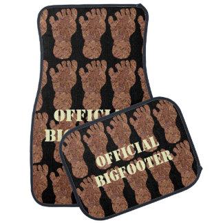 Z Bigfoot Sasquatch Cryptid Official Bigfooter Car Mat