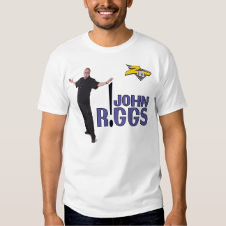 Z-Camisa de Juan Riggs Poleras