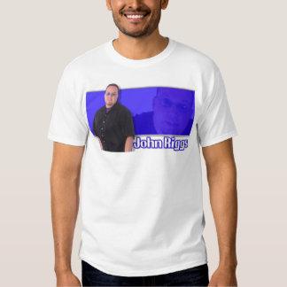 Z-Camisa de Juan Riggs Remera