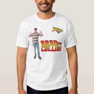Z-Camisetas de Brad Collins Remeras