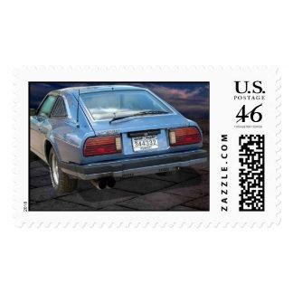 Z Car Stamp