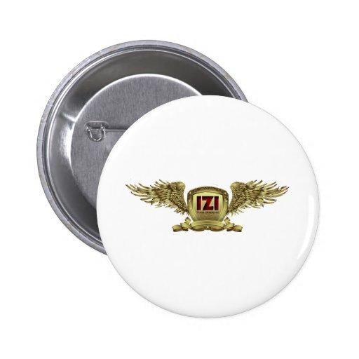 Z Clan Store Pinback Button