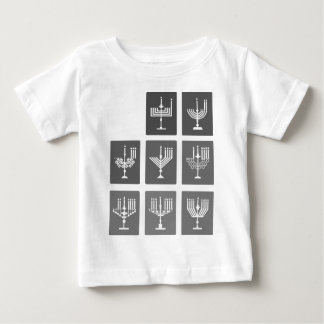 Z.conjunto janucas blanco2014.png baby T-Shirt