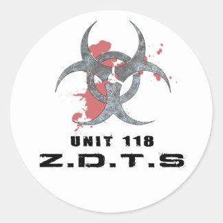 Z.D.T.S. sticker