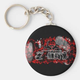 Z-Day Key Chain
