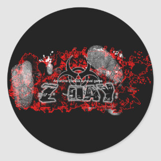 Z-Day Stickers (6)