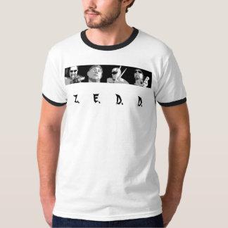 Z.E.D.D. ringer T T-Shirt