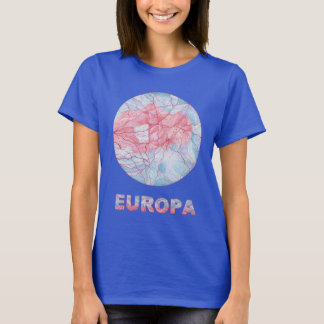 Z Europa Jupiters Moon Art Tees And Apparel