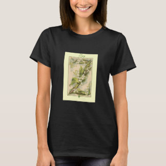 Z Flower Alphabet Catherine Klein T-Shirt