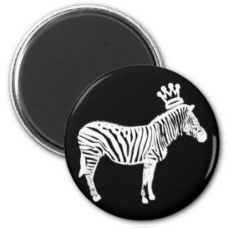 Z for Zebra Magnet