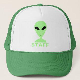 Z Funny Alien Staff Hat