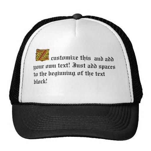 Z TRUCKER HATS
