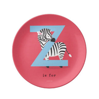 Z is for... plate
