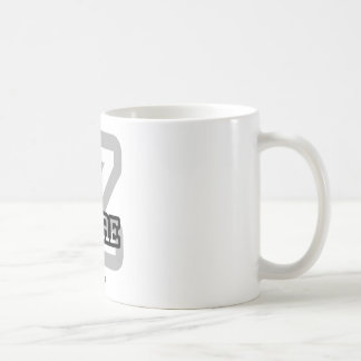 Z is for Zaire Mugs
