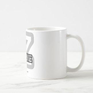 Z is for Zane Coffee Mug