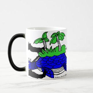 Z is for Zaratan Magic Mug