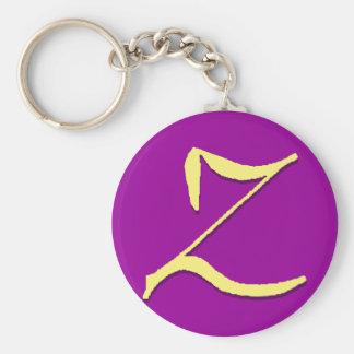 Z Keychain