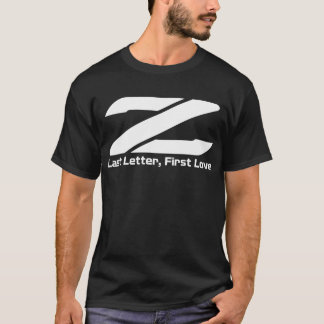 Z Last letter First Love T-Shirt