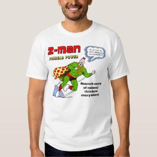 Z-Man Playera