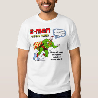 Z-Man Remera