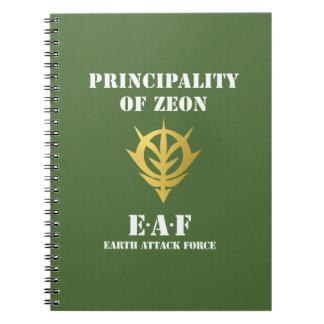 Z Notebook (Green)