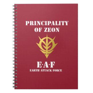 Z Notebook (Red)