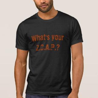 Z.O.A.P. Camiseta Remera