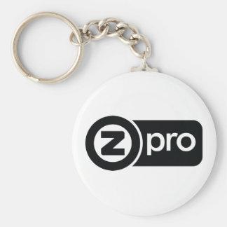 Z Pro Key Chains
