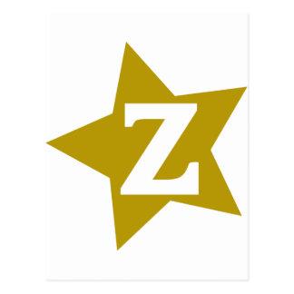 Z-stars Postcard