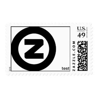 Z test stamp