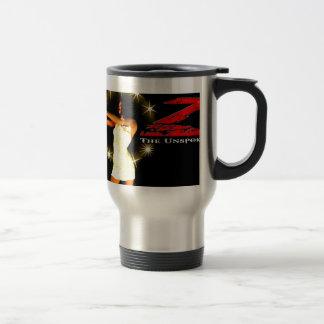 Z: The Unspoken 15 Oz Stainless Steel Travel Mug