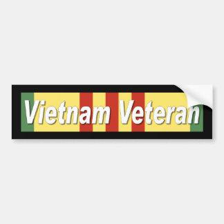 Z_vietnam_vet Bumper Sticker