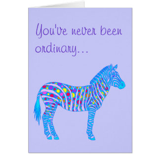 Z You've Never Been Ordinary World's Best Mom Card