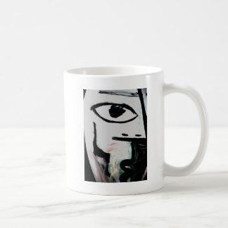 Za2 009 classic white coffee mug