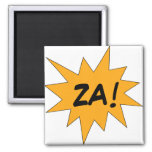 ZA! MAGNETS
