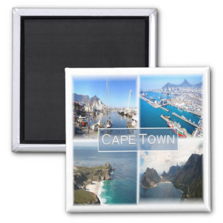 ZA * South Africa - Cape Town Magnet