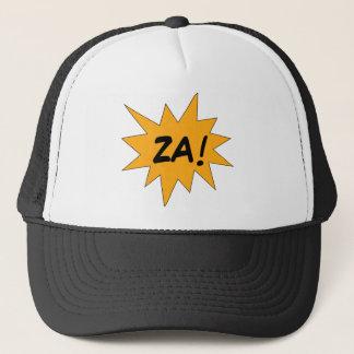 ZA! TRUCKER HAT