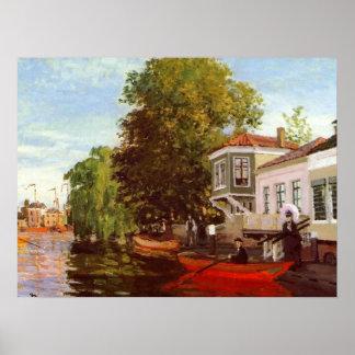 Zaan at Zaandam Print