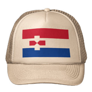 Zaanstad Netherlands, Netherlands Trucker Hat