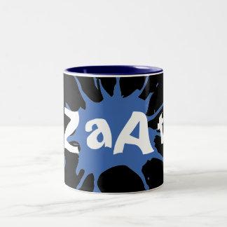 ZaAt Two-Tone Coffee Mug