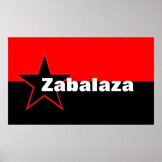 zabalaza poster