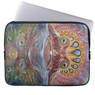 Żabka (Hypnotoad) Computer Sleeve