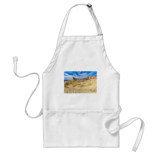 Zabriskie Point Adult Apron