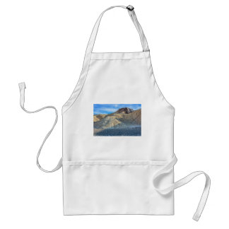 Zabriskie Point Area Photo Adult Apron