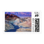 Zabriskie Point Before Dawn Stamp