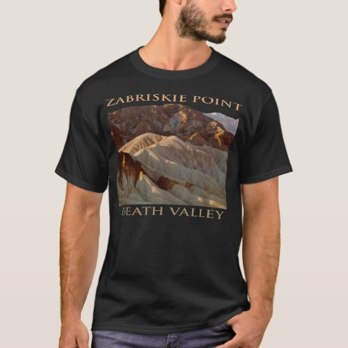 Zabriskie Point dark T_Shirt