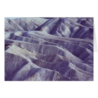 Zabriskie Point ,Death Valley National Park Card