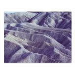 Zabriskie Point ,Death Valley National Park Postcard